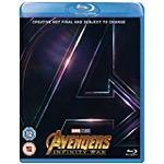 Avengers: Infinity War Filmer Avengers Infinity War [Blu-ray] [2018] [Region Free]
